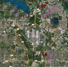 Map Of Dallas Fort Worth Airport by Critical Flaws Bared In Aviation Tornado Warning System Climate