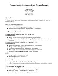 Resume Example Of Resume Objective Format Pdf Objective Examples Sample Resume Objective For Accounting Internship Resume soymujer co