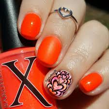 neon nail polish baroness x