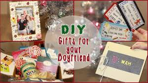 Home Made Christmas Gifts by Diy 5 Christmas Gift Ideas For Your Boyfriend Ilikeweylie