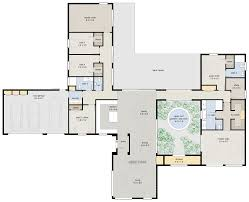 House Plans With 3 Car Garage by One Story 5 Bedroom House Floor Plans Pinterest House Plans