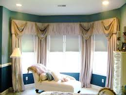 Modern Room Nuance Awesome Modern Window Treatments For Bay Windows Interior Design