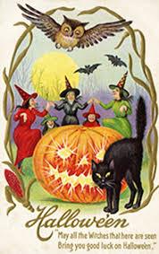 free printable vintage halloween postcards u2013 festival collections