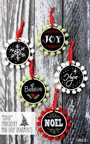 Diy Mini Christmas Trees Pinterest 81 Best Christmas Ornaments Images On Pinterest Christmas Ideas