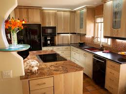 Off White Kitchen Cabinets With Black Countertops Granite Countertop Colors Hgtv