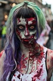 Scary Halloween Costume Girls 20 Gory Halloween Costume Ideas Images