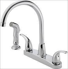 Bathroom Faucet Installation by Kitchen High Flow Kitchen Faucet Kohler Sous Installation Delta