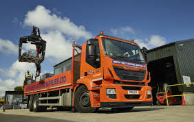 iveco stralis hi street fleet delivers for north west roofing