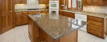 granite countertop off white cabinets galvanized metal
