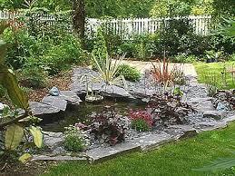 River Rock Landscaping Ideas Pictures  Design Clivir How - Backyard river design