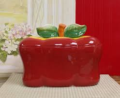 Kitchen Canisters Red 100 Red Ceramic Kitchen Canisters Old Dutch Heritage 4