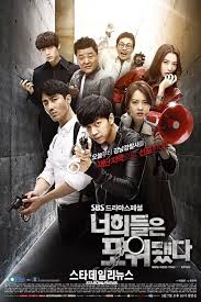 You're all surrounded capitulos