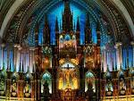 Notre Dame Basilica Canada (wallpapers notre dame basilica canada walls normal hdwallpapers 1600x1200)