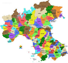 Como Italy Map by Catholic Dioceses In Northern And Most Of Central Italy Maps