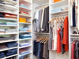 How To Make Closet Shelves by Wire Closet Shelving And Organization Systems Hgtv