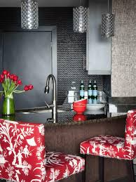 Red And Black Kitchen Ideas 14 Kitchen Updates That Cost Less Than 200 Hgtv
