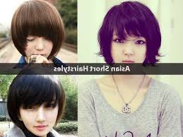 short hairstyles asian female asian short hairstyles hairstyle for