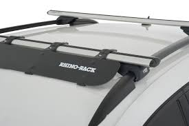 Ford Explorer Roof Rack - rhino rack wind fairing autoaccessoriesgarage com