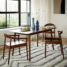 anderson solid wood expandable dining table raw acacia west elm
