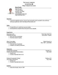Resume Template   Best Format Fotolip Rich Image And Wallpaper