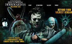 halloween horror nights movie mathematics of halloween season hollywood gothique