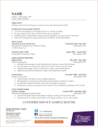 Customer Service On Resume  examples of key skills in resume         customer service experience resume   Incident Report Template   customer service on resume
