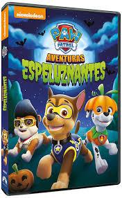 image paw patrol halloween heroes dvd spain jpg paw patrol