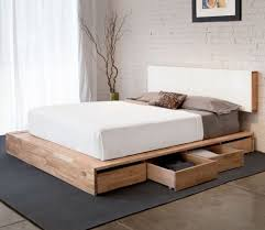 Diy Platform Bed Frame Designs by 17 Wonderful Diy Platform Beds Platform Beds Bedrooms And Modern