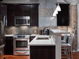 Kitchen Tile Backsplash Design Ideas Countertops For Small Kitchens Pictures U0026 Ideas From Hgtv Hgtv