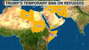 Somalia World Map by The Us Ban Why These Seven Countries Wpmt Fox43