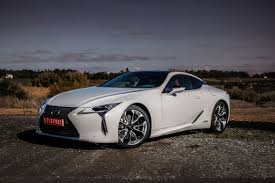 lexus lc pricing 2018 lexus lc 500 new flagship coupe is a looker and bona fide