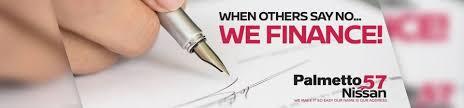 nissan finance address change palmetto57 nissan auto dealer u0026 service center in miami gardens fl