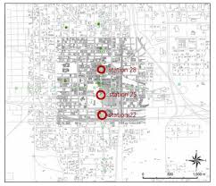 Oklahoma City Map Climate Free Full Text A Study Of The Oklahoma City Urban Heat