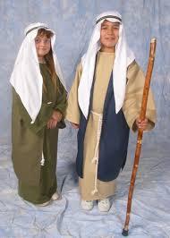 Saints Costumes Halloween Jesus Mary Apostles Costumes Saints