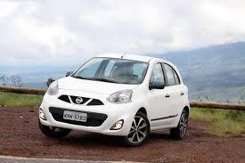 Nissan March e Versa com câmbio CVT chegam em junho | Autos ...