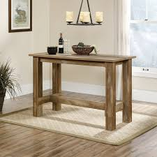 Loon Peak Maturango Counter Height Dining Table  Reviews Wayfair - Counter height kitchen table