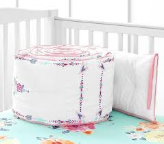 junk gypsy country blooms baby bed linen pottery barn kids