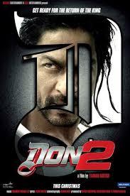 Don-2  Hindi Mp3 Songs Free  Download