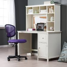 Wooden Office Tables Designs Wondrous Corner White Home Office Design With Single White Desk