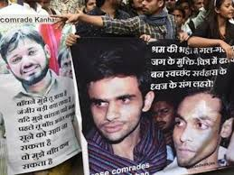 Granted bail  faces of JNU sedition row move on   india news     Hindustan Times JNU sedition row