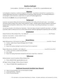 What To Put In A Cover Letter For A Cv How To Create The Perfect Rental Resume