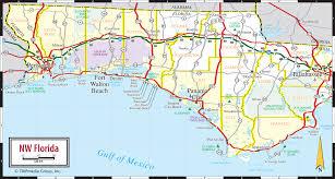 Map Of Clearwater Florida Panhandle Florida Map My Blog