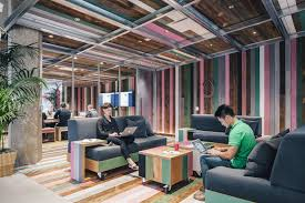 a tour of airbnb u0027s new san francisco headquarters office designs