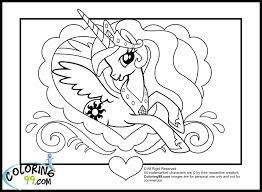 My Little Pony Colouring Pages My Little Pony Colouring Games Kids Coloring Europe Travel