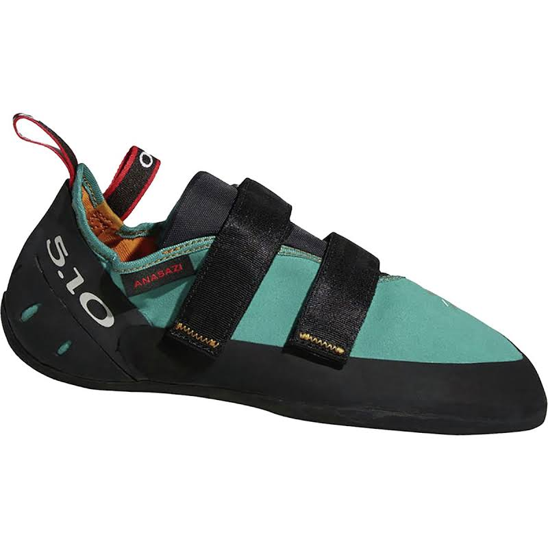 Five Ten Anasazi LV Teal Climbing Shoes Women