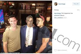 Clifton Dassuncao      is a Harvard graduate student who has known Andy since last summer at least   when he and a friend went to a taping of Cohen     s Bravo