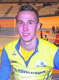 Javier Grau, bronce en categoría absoluta. Las Provincias - 7500176