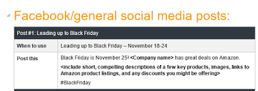 amazon black friday cyber monday how to amplify your amazon sales on black friday cyber monday and
