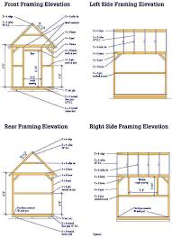 Diy Garden Shed Plans Free by 8 X 16 Shed Plans Free Build A Bicycle Shed Speedily And Easily