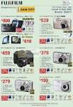 GAIN CITY FujiFilm Digital Cameras Finepix Real 3D W1 V1 F80 S100 ...